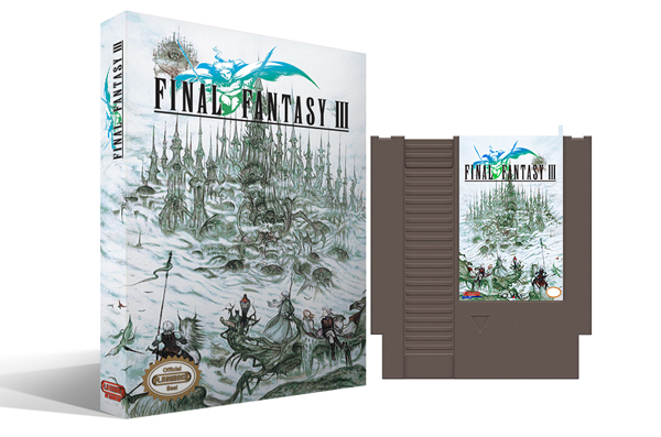 Final Fantasy 3 Complete Box Set