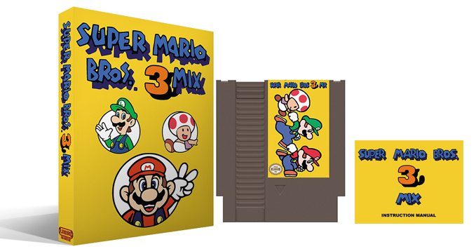 Super Mario Bros. 3 Mix Complete Box Set