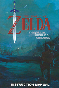 Zelda Parallel Worlds Remodel Manual